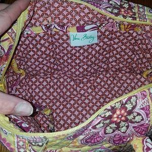 Vera Bradley Bags - Vera Bradley Yellow & Pink Flowered Purse